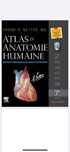 Atlas anatomie NETTER pour Pass Las