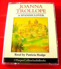 Joanna Trollope A Spanish Lover 2-Tape Audio Book Patricia Hodge