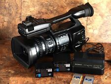 Sony PMW-EX1E Flash Media Camcorder + Extras!!!