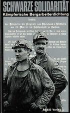 Köpping, solidaridad negra, 85 J. BELlCOSO mineros sellado, EA 1974