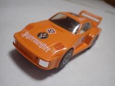 Fleischmann Auto-Rallye Porsche 935 Jagermeister Slot Car 1:32 (Germany) Orange