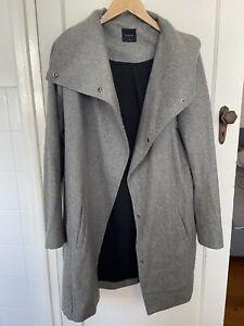 Nique Grey Winter Coat