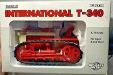 Ertl 1/16 International crawler t- 340 NEW CASE IH NEW MISB