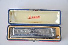 Hohner CHROMONICA III 280 Mundharmonika C-Dur Mundharmonika