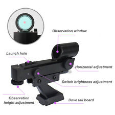 Hot Red Dot Finder Scope Astronomy Star Finder Sighting for Telescope IT