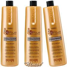 Shampoo Cheratinico 3 x 1000ml Ki Power ® Echos Line ricostruzione molecolare
