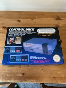 Nintendo Nes Console BOX ONLY