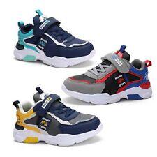 Kinder Sportschuhe Sneaker Turnschuhe Schuhe für Jungen Mädchen Laufschuhe Leder