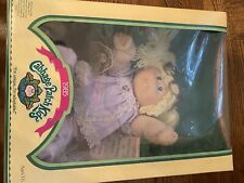 1985 Cabbage Patch Kids Doll-new In Box
