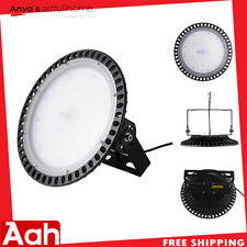 100W UFO LED High Bay Light Factory Industrial Warehouse Commercial Lighting