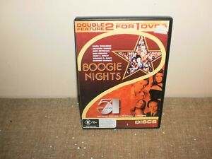 Boogie Nights (1997) 54 (1998) DVD 2 Movie Pack