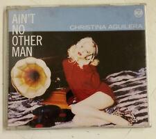 Christina Aguilera Ain't No Other Man Cd-Single UK Promocional 2006