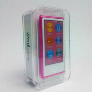 NEW,Apple iPod Nano 7th 8th Generation 16GB ( Rose Red ) MP3 Player - Sealed