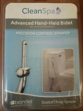 Brondell Hand Held Bidet Sprayer for Toilet CleanSpa Advanced Bidet Attachment