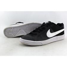 Nike Court Royale Women US 6 Black SNEAKERS 2214