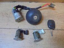 Renault Master MK2 Opel Movano Interruptor de arranque incandescente bloqueo de teclas de barril 4PIN