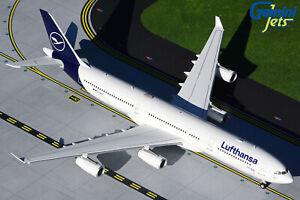 Lufthansa Airbus A340-300 D-AIFD Gemini Jets G2DLH817 Scale 1:200