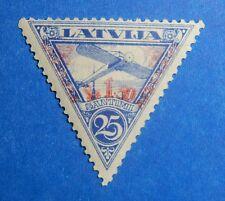 1931 LATVIA 25S/1.50L SCOTT# CB5 MICHEL # 192A UNUSED                    CS40095