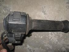 1982 XJ1100 Maxim : Throttle Control