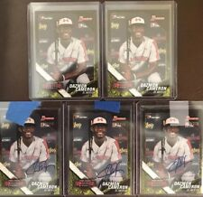 Dazmon Daz Cameron 2014 Bowman Under Armour Auto #/225 LOT Rc Rookie #Tigers