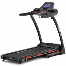 Reebok GT40s 12 Level Incline Touch Screen Treadmill with Built-In Speakers