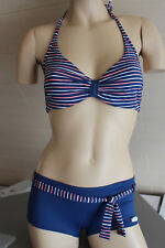 Bügel Bikini Sunseeker by Lascana Stripes Gr. 40 Cup D NEU #321