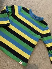 Boys Gap Stripe Long Sleeve Tshirt Top 2years