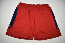 Florida Atlantic Owls adidas Shorts Men's Red Poly Used 3XL