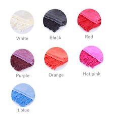 Womens Lady Wool-like Acrylic Winter Warm set: Scarf + Gloves+ Hat Soft quality