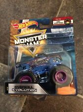 Hot Wheels Monster Jam 2018 Dooms Day Flx09 2/3 Nite Glo Cage 1 64