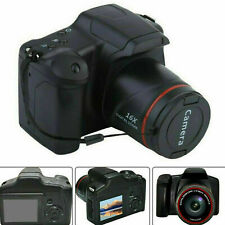 Digital SLR Camera 3.0 Inch TFT LCD Screen 16X Zoom HD 16MP 1080P Anti-shake HOT