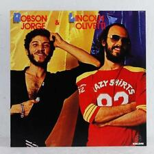 Robson Jorge And Lincoln Olivetti - S/T VINYL LP