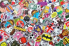 100 random vinyl decal graffiti sticker bombing laptop suitcase skateboard box