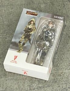 VCF-3004: VERYCOOL 1/12 Palm Treasure Villa MC camouflage female Action Figure