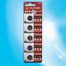 5X CR1620 1620 ECR1620 DL1620 280-208 5009LC 3V Bouton Pile bouton en vrac mode