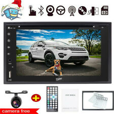 6.2'' Double 2Din Car Stereo DVD CD Player FM Bluetooth Touch Screen Auto Radio