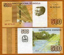 Angola, 500 Kwanzas, 2012, P-155a, aUNC