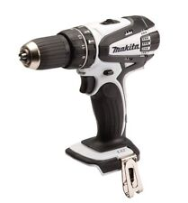 MAKITA DHP456WZ 18v Lithium-ion White Cordless Hammer Drill Driver (Body Only)