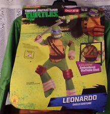New, Teenage Mutant Ninja Turtle (Leonardo) Costume, M(8-10) for 3-7 Years