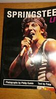 Kamin, Philip, Springsteen Live, Very Good, Paperback