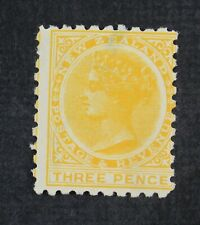 Ckstamps: Gb Stamps Collection New Zealand Scott#63a Mint H Og Thin