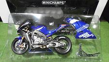 MOTO GP YAMAHA YZR-M1 Edwards 2005 #5 Gauloise 1/12 Minichamps 122053005