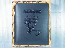 Metal Gear Solid Snake Helmet Leather Wallet