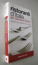 RISTORANTI D'ITALIA del gambero rosso  2006