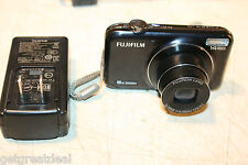 Fujifilm Fuji FinePix JX310 14.1 MP Digital Camera - Black - comes as pictured