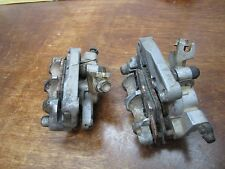 TRX 450 HONDA 2004 TRX 450R 2004 LEFT AND RIGHT SIDE FRONT BRAKE CALIPERS