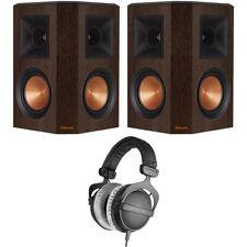 Klipsch RP-502S Reference Premiere Surround Speakers, Pair +DT 770-PRO Headphone