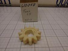 Toro Lawn Boy OEM NOS 610258 12 Tooth Starter Pinion Gear Many E F 10545 8238AE
