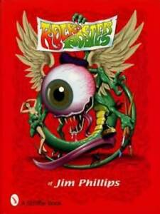 Rock Posters of Jim Phillips ID book Concert Music