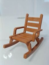PLAYMOBIL SILLA SHERIFF MECEDORA SILLON MARSHALL CHAIR CHAISE WESTERN OESTE
